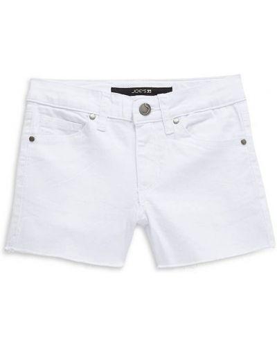 Хлопковые черные джинсы с карманами Joe's Jeans