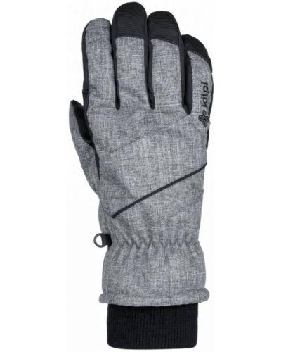 Rękawiczki materiałowe - czarne Kilpi