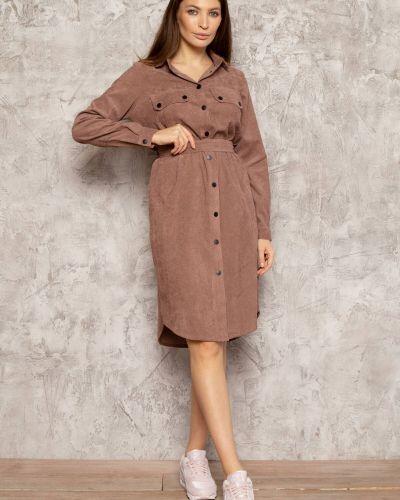 Платье вельветовое Nenka
