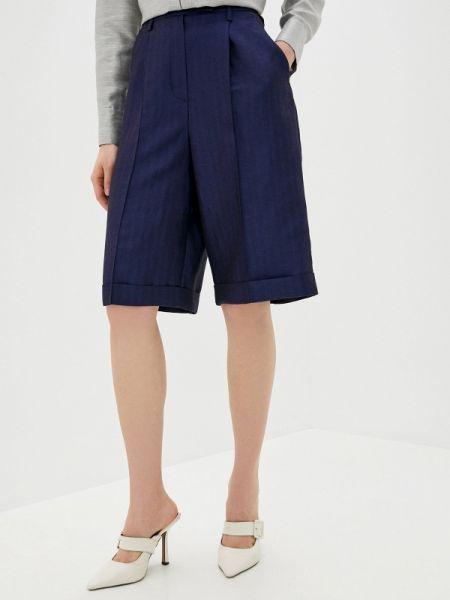 Синие повседневные шорты Белка