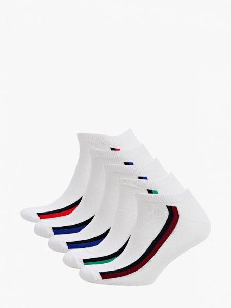 Белые укороченные носки Marks & Spencer