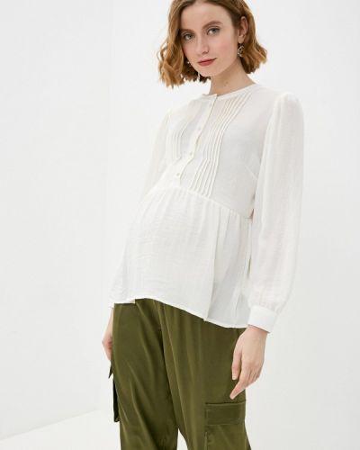 Блузка - бежевая Mama.licious