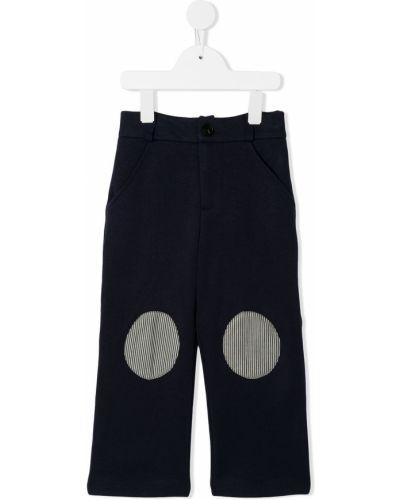 Черные брюки Owa Yurika