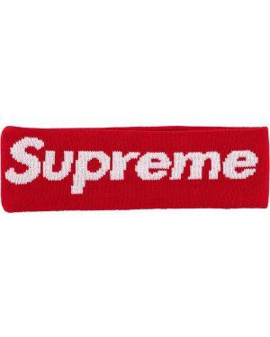 Bawełna bawełna opaska na głowę Supreme