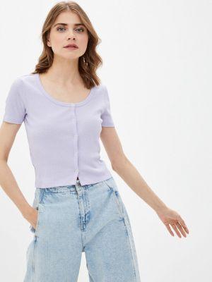 Фиолетовая кардиган Q/s Designed By