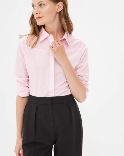 Блузка с длинным рукавом розовая весенний Piazza Italia