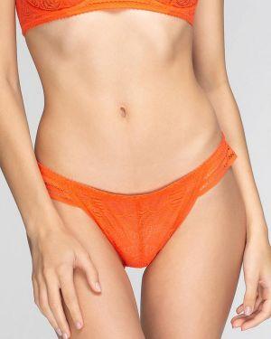 Трусы - оранжевые Huit