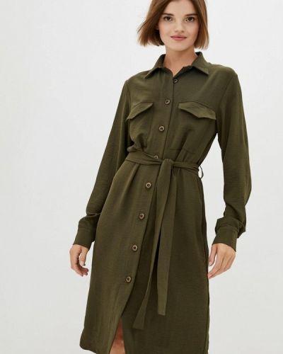 Зеленое платье 7arrows
