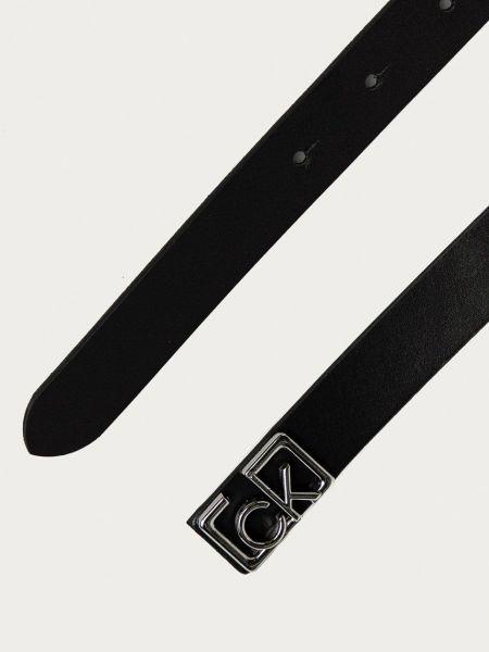 Кожаный ремень Calvin Klein