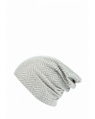 Серая шапка бини Sahera Rahmani