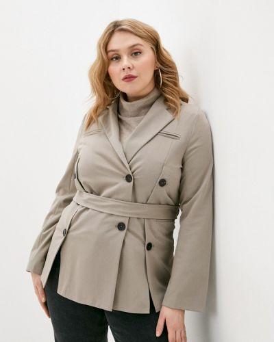 Серый пиджак B.style