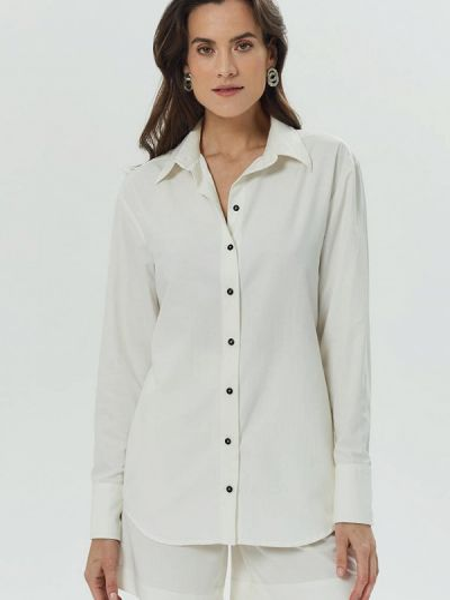 Рубашка - белая Madlen