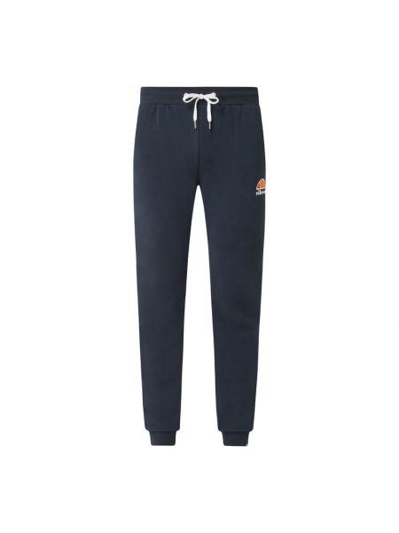 Bawełna bawełna spodni spodnie do spodni z kieszeniami Ellesse