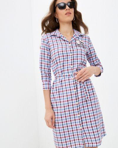 Платье рубашка Galvanni