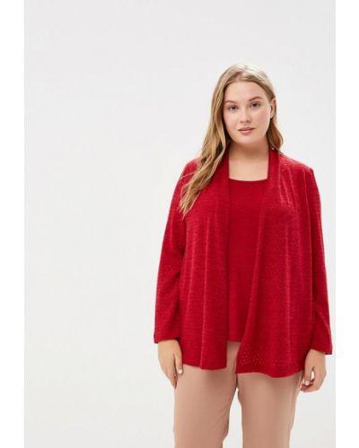 Красный джемпер Lina