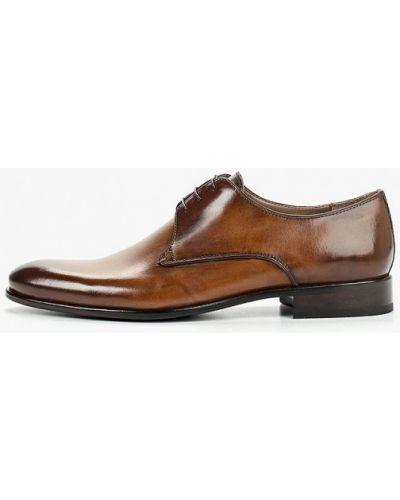 Туфли коричневый El'rosso