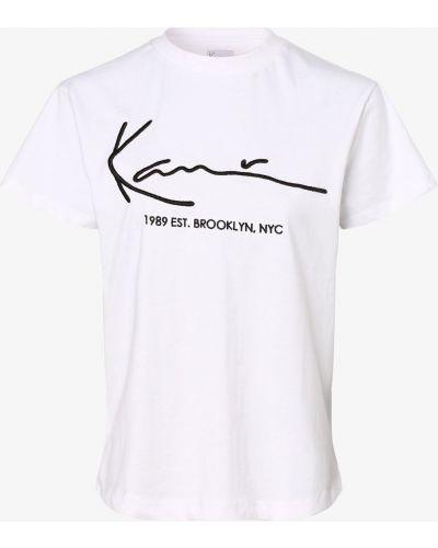Biały t-shirt Karl Kani
