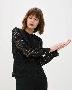 Блузка с длинным рукавом черная Art Love