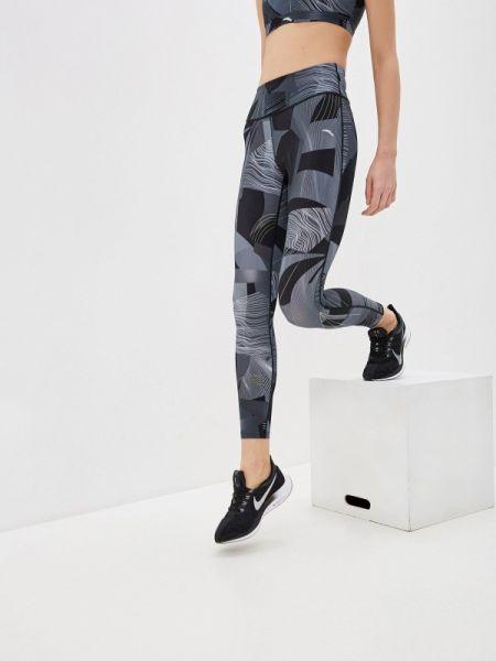 Черные брюки Anta