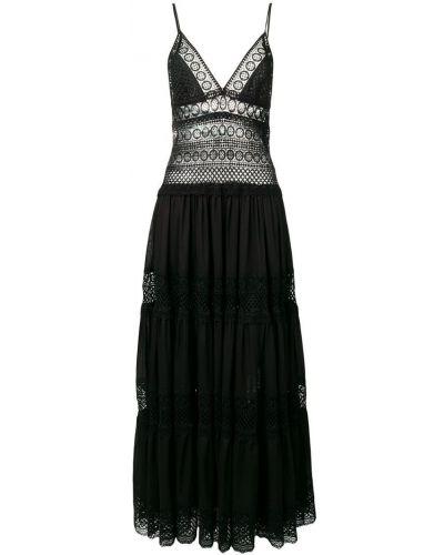 Приталенное платье на молнии Charo Ruiz