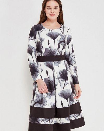 Платье с длинными рукавами Kr