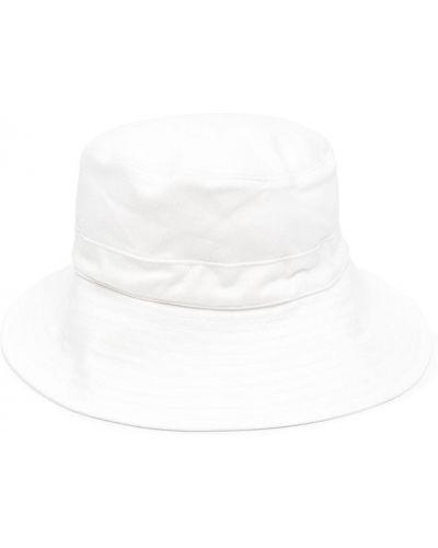 Biały kapelusz bawełniany Chloé Kids