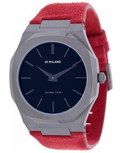 Часы красный D1 Milano