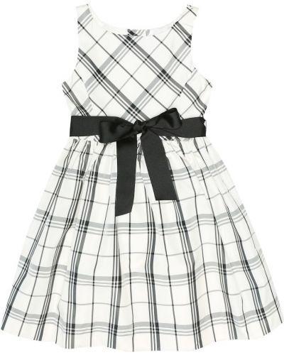 Платье классическое в клетку Polo Ralph Lauren Kids