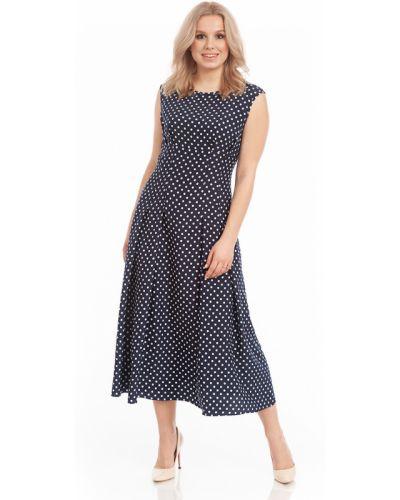 Приталенное повседневное платье без рукавов Merlis