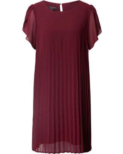 Sukienka z falbanami Apart Glamour