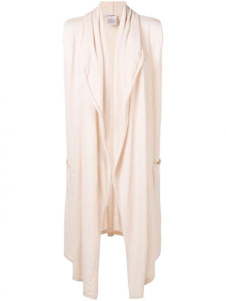 Кашемировая куртка без рукавов винтажная Chanel Pre-owned