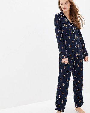 Синяя пижама Pjmood