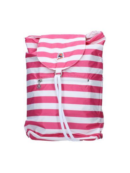 Różowy plecak Invicta