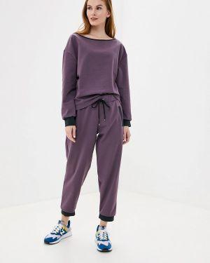 Костюм фиолетовый спортивный Malaeva