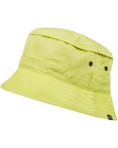 Żółta czapka Paul & Shark