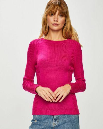 Свитер фуксия розовый Trendyol