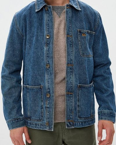 Джинсовая куртка осенняя Quiksilver
