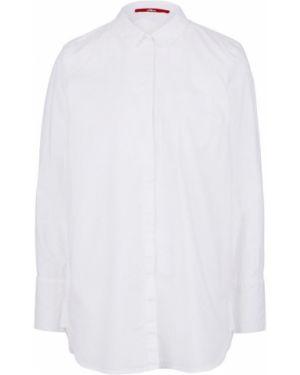 Рубашка белая оверсайз S.oliver