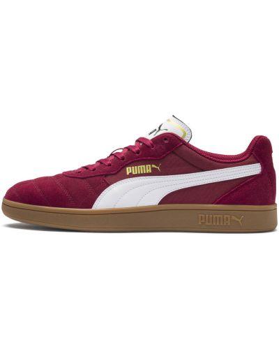 Кеды замшевые кожаный Puma