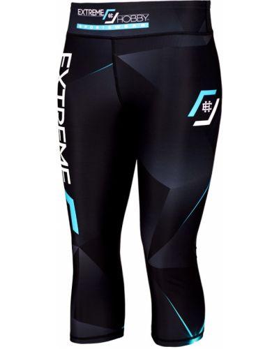 Klasyczne czarne legginsy sportowe Extreme Hobby