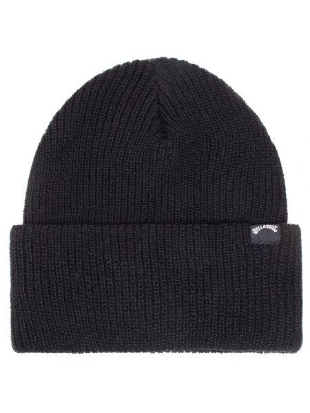 Czarna czapka z akrylu Billabong