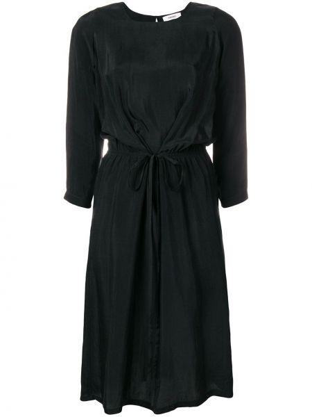 Платье миди средней длины - черное Humanoid