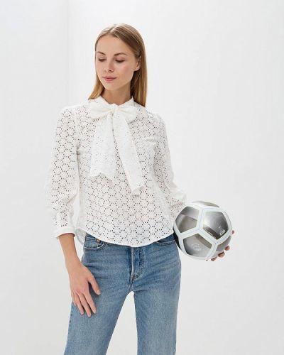 Белая кружевная блузка Sister Jane