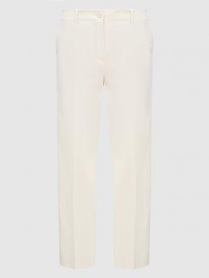 Повседневные бежевые брюки Loro Piana