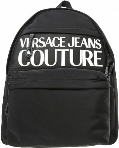 Plecak - biały Versace Jeans Couture