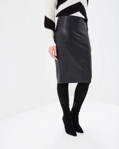 Черная юбка Perfect J