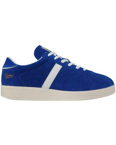 Niebieskie sneakersy Karhu