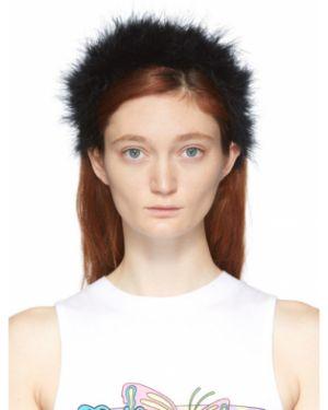 Opaska na głowę czarny na głowie Ashley Williams