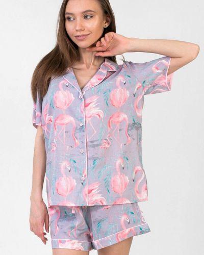 Серая пижамная пижама Cyberjammies