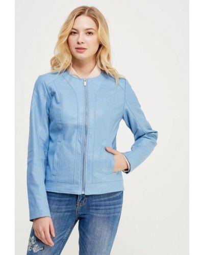 Голубая куртка Modis